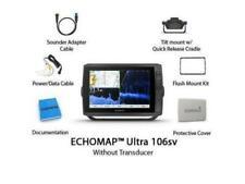 BRAND NEW Garmin ECHOMAP Ultra 106sv Chartplotter / Fishfinder 010-02112-00 NEW