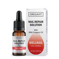 Oregavit Wellnail Nail Repair Solution Nail and Toenail Antifungal Treatment