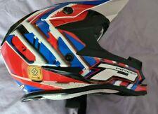 Progrip Motocross Niños Jóvenes Mx Bmx Casco Tamaño S 55-56