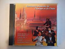 AAAM : RENCONTRE MUSICALE DE L'EUROPE ET DE L'ASIE [ CD ALBUM PORT GRATUIT ]