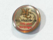 Millecentennium 1100 Jahre Nordlingen Beer Pin * #100