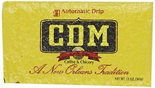 CDM Coffee & Chicory Automatic Drip, 13oz Bags (4 Pack)