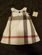 Brand New Infant BURBERRY Dress Size 6M