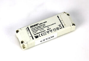 ANWAY ELECTRIC AW01-0008, 12x1W/350mA/50V LED power supply / driver  /Trafo