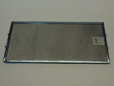 Fettfilter Bauknecht 481948048287 Metallfilter 430x148mm für Dunstabzugshaube