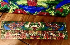 LIMITED EDITION: ARABICA HARRAR & ROBUSTA UGANDA 20 Nespresso Coffee Capsules