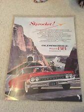 Vintage 1961 Oldsmobile Super 88 Ad