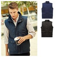 REGATTA TYLER Men's Bodywarmer - Professional Gilet Quilted Jacket navy or black