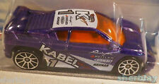 Hot Wheels Mattel Diecast Car 2003 132 ZENDER FACT 4 KABEL 1 LOGO RACING MOC