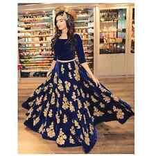 Indian Stylish Designer Bollywood Party Lehenga Choli Salwar Suit Dress Women
