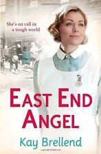 East End Angel, Brellend, Kay, New Book