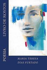 Livro de Rostos : Poesia by Maria Barroso and Maria Teresa Furtado (2014,...