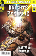 STAR WARS KNIGHTS OF THE OLD REPUBLIC #34 - Back Issue