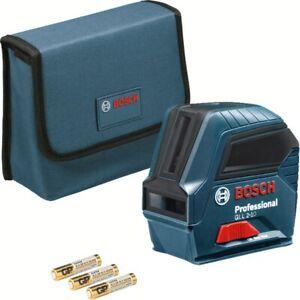 Bosch Professional GLL 2-10 Multi-line laser Self-levelling 0601063L00