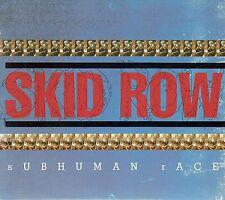 SKID ROW : SUBHUMAN RACE / CD (ATLANTIC RECORDING CORPORATION 1995) - NEUWERTIG