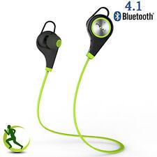 QY9 Sport Wireless Bluetooth 4.1 Headset Stereo Headphones Music Gym Earphone UK