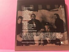 rare Rock Pop Cd sleeve Stevie Ray Vaughan & Double Trouble In Step
