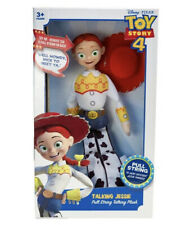 Toy Story 4 Pull String Plush Talking Jessie Doll Girl Jesse New In Box
