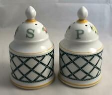 Villeroy & Boch BASKET Salt & Pepper Set Free Shipping