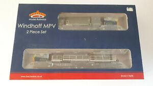 Bachmann 31-577 Windhoff MPV (Multi-Purpose Vehicle) Railtrack OO Gauge