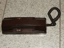 STR Elektronik Haustelefon HT 2003/2N B Braun mit Summer Neuwertig