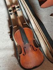 "old 4/4 Violin  violon! ""Stradiuarius"""