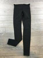 Women's Lululemon Black Leggings Size 4