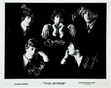 "The Byrds 10"" x 8"" Photograph no 21"
