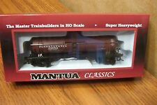 MANTUA CLASSICS/MRC 40' SINGLE DOME TANK CAR PENNSYLVANIA RAILROAD HO SCALE