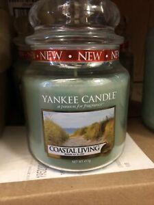 Yankee Candle Medium Jar Coastal Living