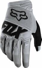 Fox Racing Dirtpaw MTB Handschuhe Rennen grau s