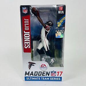 Julio Jones Atlanta Falcons NFL Madden 17 Figure EA Sports NIB McFarlane New!!