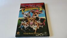 Brand New Beverly Hills Chihuahua 3: Viva La Fiesta Blu-ray/DVD 2-Disc Set
