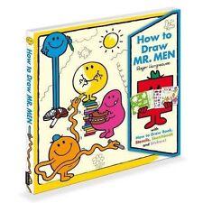 How to Draw Mr. Men by Egmont Publishing UK (Novelty book, 2016)