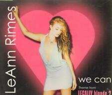 LeAnn Rimes(CD Single)We Can-New