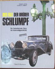 DER FALL DER BRUDER SCHLUMPF LAFFON & LAMBERT, 1984 HB - GERMAN VERSION