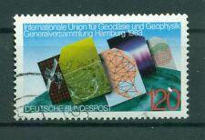 Allemagne -Germany 1983 - Michel n. 1187 - Union de géodésie et géophysique