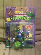 1994 Teenage Mutant Ninja Turtles TMNT Shell Kickin Raphael collector card moc