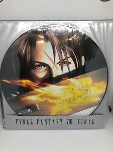 Final Fantasy VIII 8 Vinyl First Press OST Limited 1960/2000 NEU NEW Soundtrack