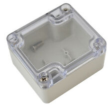 Waterproof 85*58*33mm Plastic Cover Project Electronic Case Enclosure Box DIY~