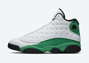 Nike Men's Air Jordan 13 Retro Lucky Green  DB6537-113