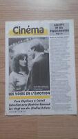 Rivista Settimanale Cinema Settimana Del 18 Au 24 Mars 1987 N° 392 Be