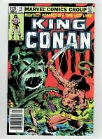 King Conan #15 Canadian Newsstand Price Variant Rare 1983