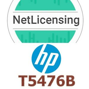 T5476B HP Business Copy EVA4400 Unlim SW License ,  Permanent/Unlimited/Full