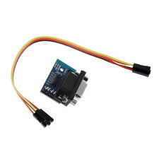 MAX3232 RS232 Serial Port To TTL Converter Module DB9 Connector With Cable RX