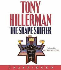 THE SHAPE SHIFTER   AUDIO BOOK by Tony Hillerman