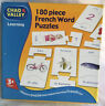Chad Valley 180 Piece French Word Puzzles