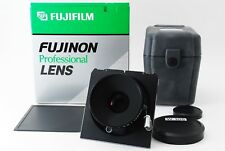 【Excellent+++】Fujifilm CM Fujinon W 105mm F5.6 Lens with Box from Japan 270808