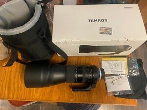 Tamron SP A022 150-600mm G2 F/5-6.3 VC Di USD Lens for Nikon (AFA022N-700)