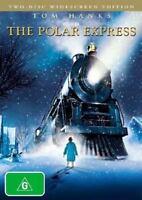 THE POLAR EXPRESS : NEW DVD